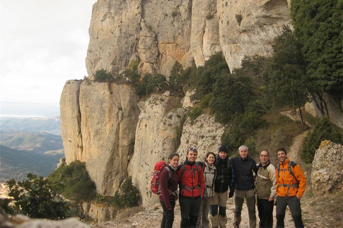 Graus i treking al Montsant
