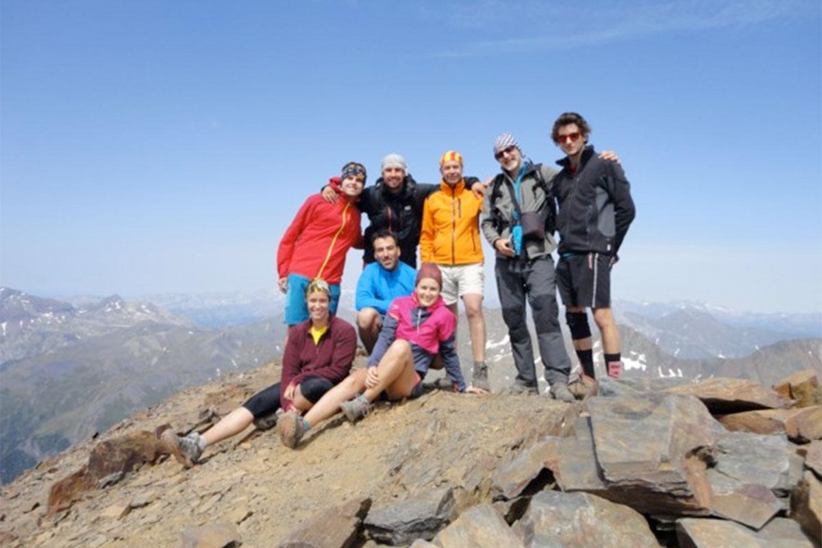 Crònica de l'ascens al Gran Bachimala